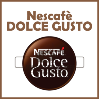 Capsule Nescafè Dolce Gusto®